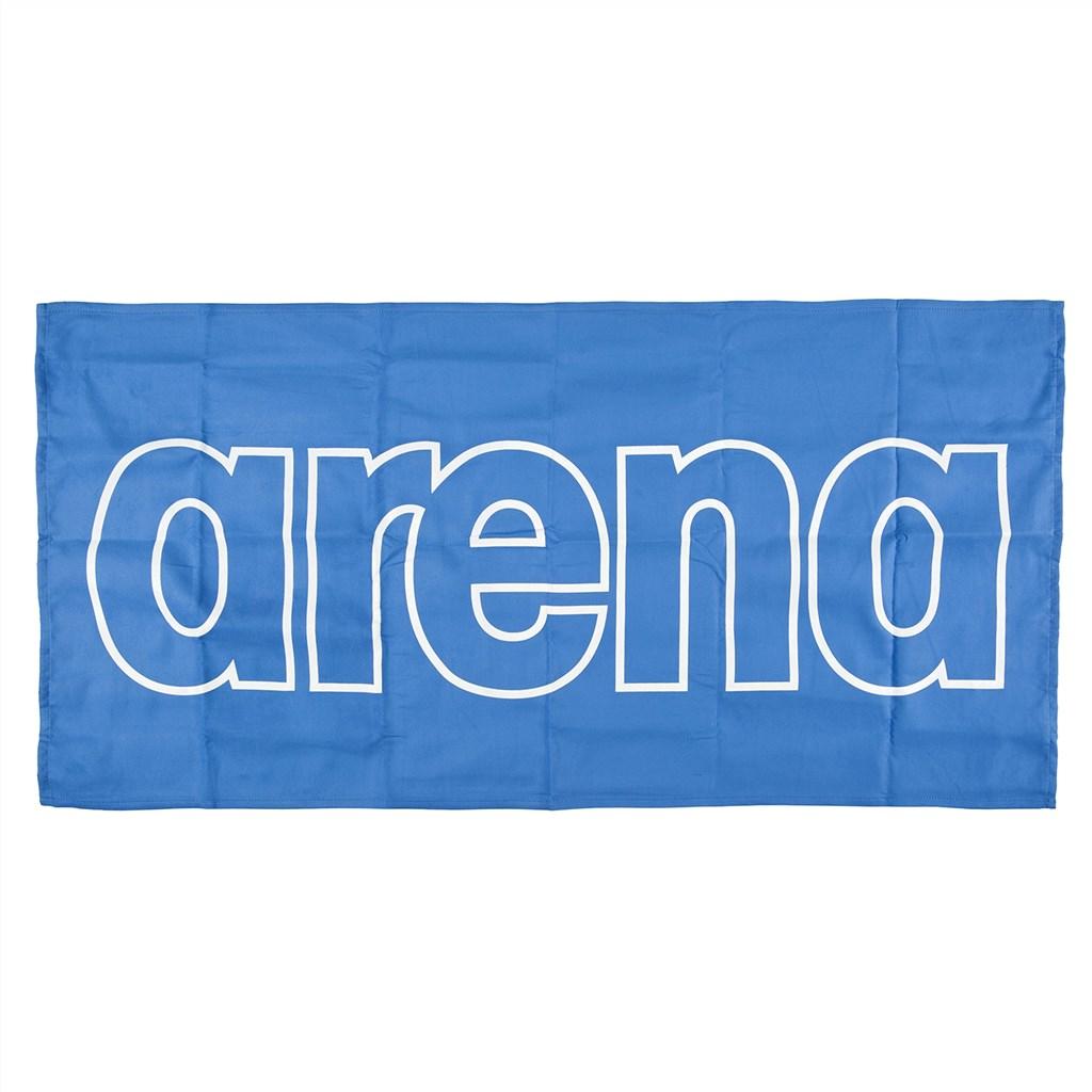 Arena - Gym Smart Towel - royal/white
