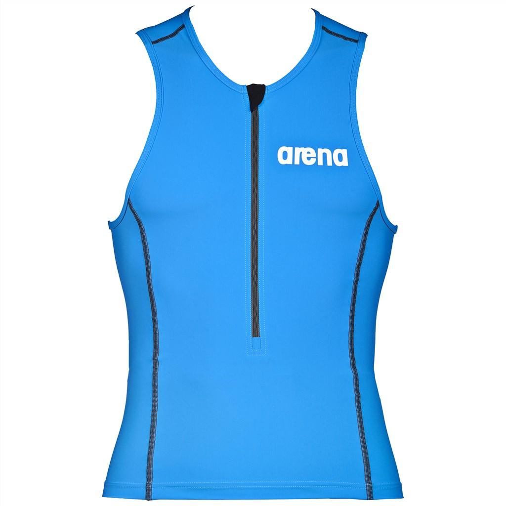Arena - M Tri Top ST - brilliant blue