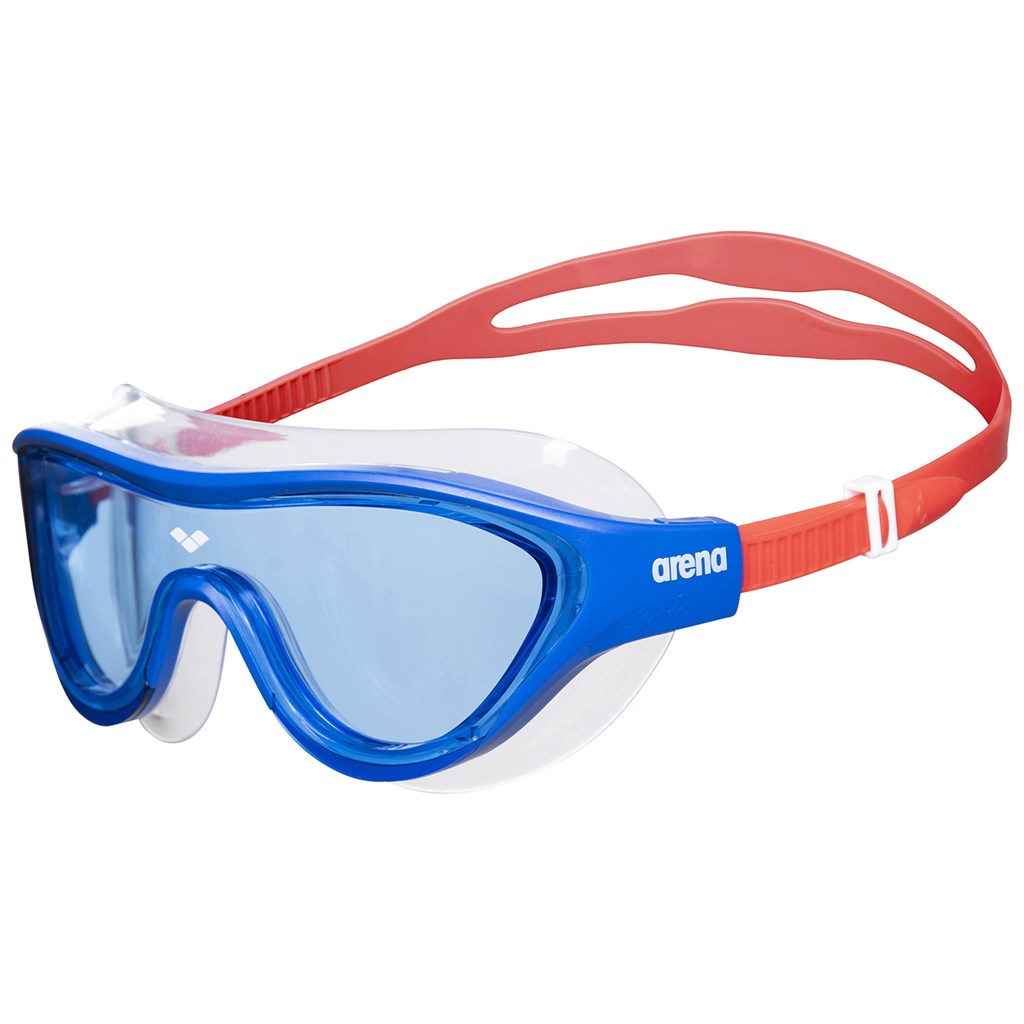 Arena - Jr The One Mask Goggle - blue/blue/red