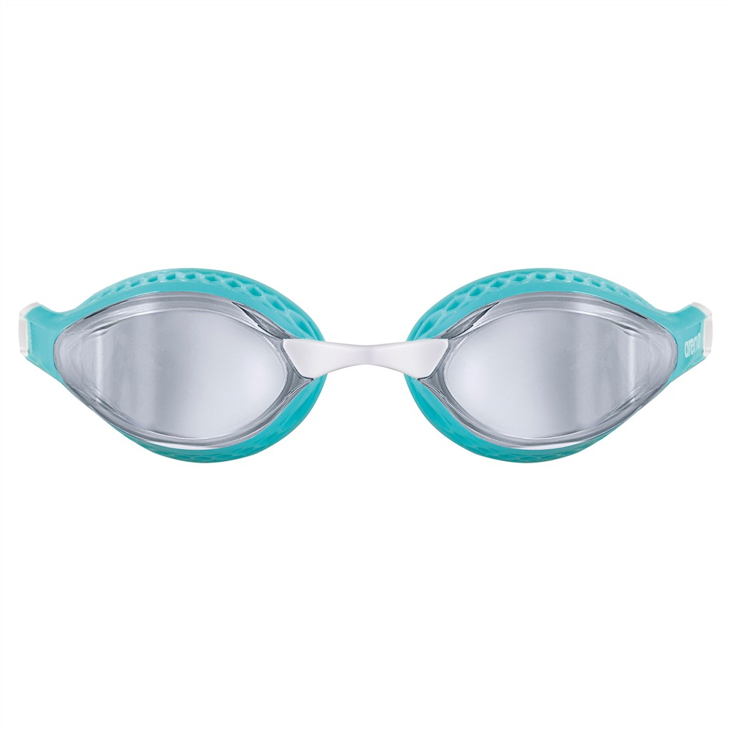 Arena - Airspeed Mirror - silver/turquoise/multi