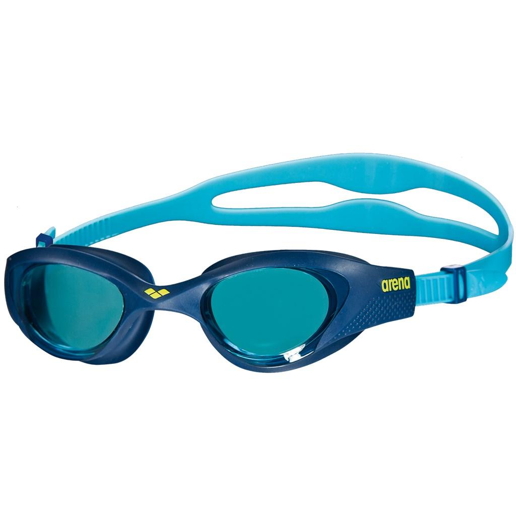 Arena - Jr The One Goggle - light blue/blue/light blue