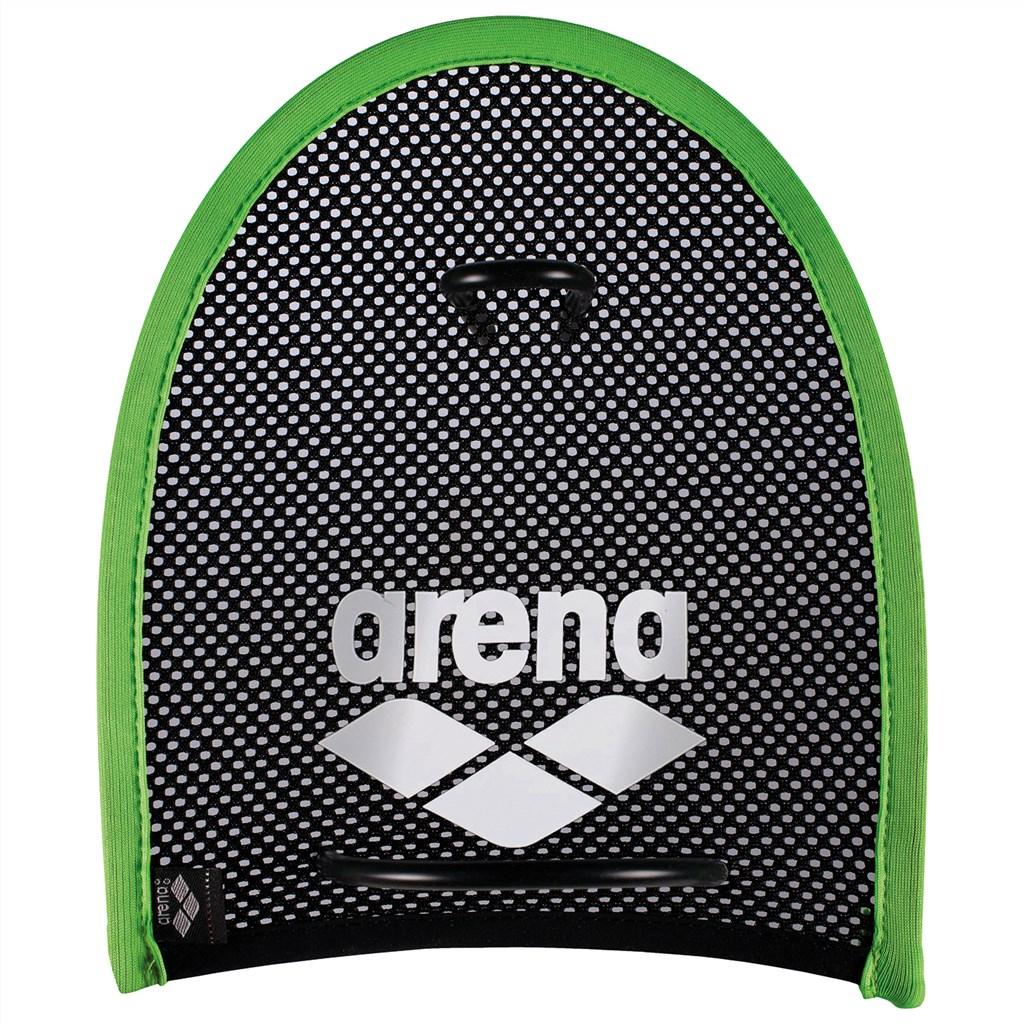 Arena - Flex Paddles - acid lime/black