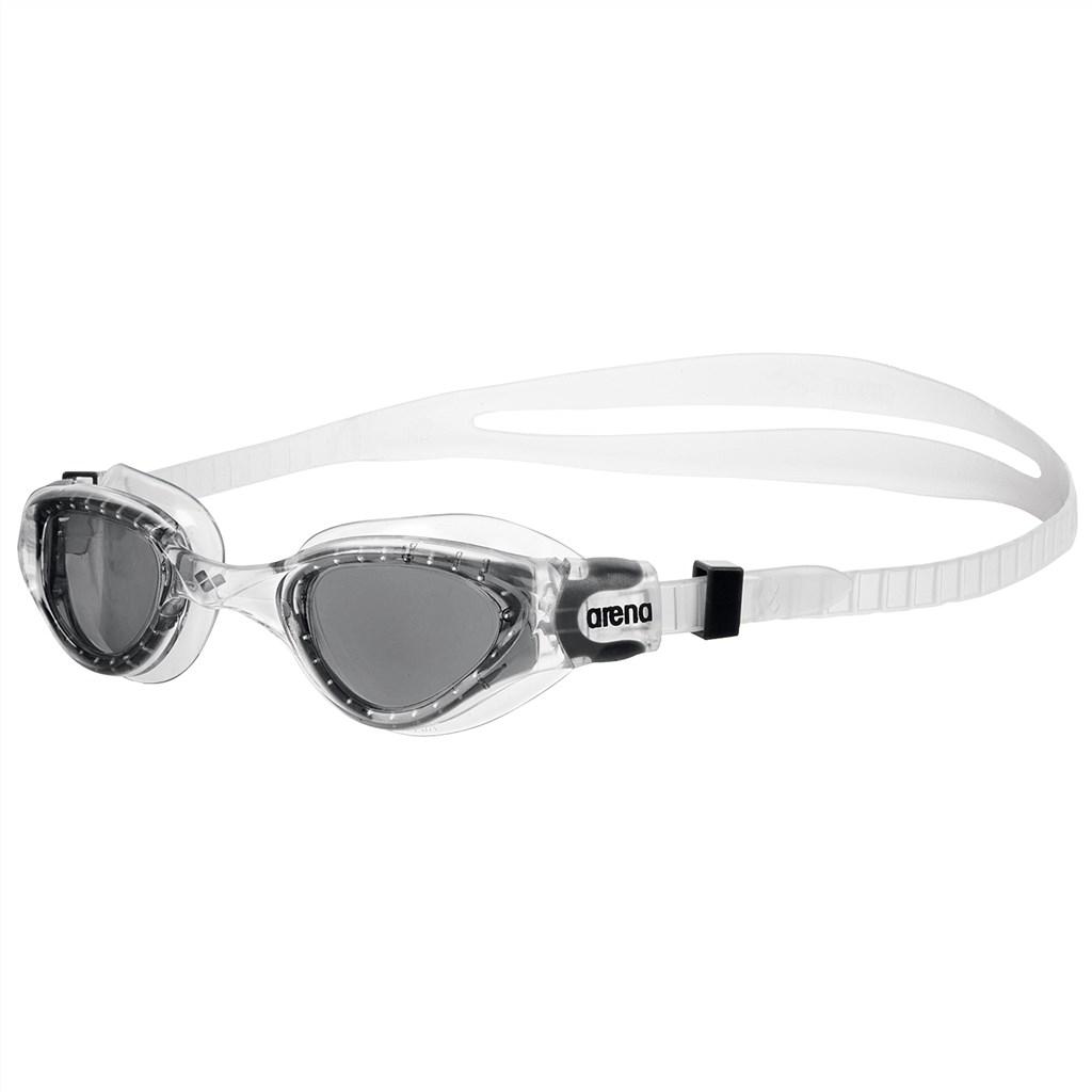 Arena - Cruiser Soft Jr Goggle - clear/smoke/clear